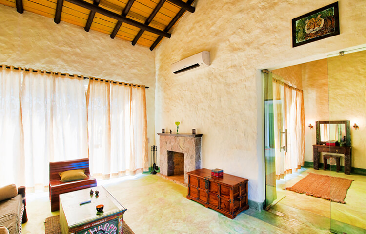 Jim corbett luxury cottages